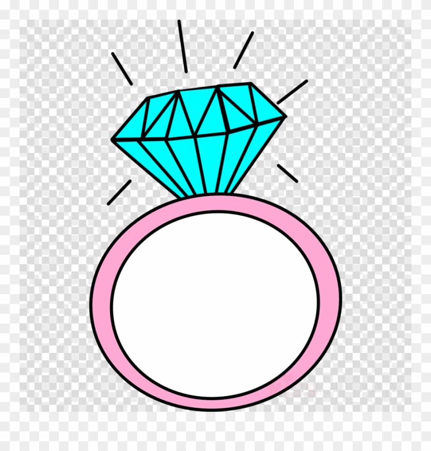 Ring clip art . Engagement clipart cartoon
