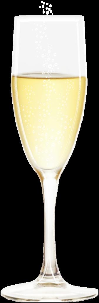 Blue pinterest . Engagement clipart champagne flute