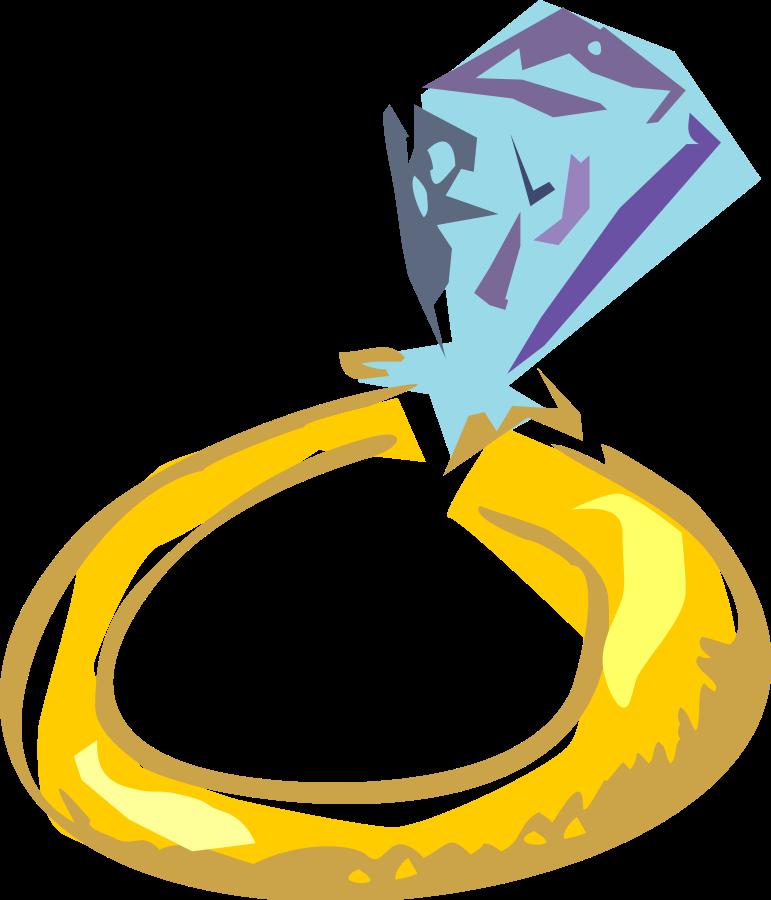 Swamp clipart vector. Diamond ring clip art