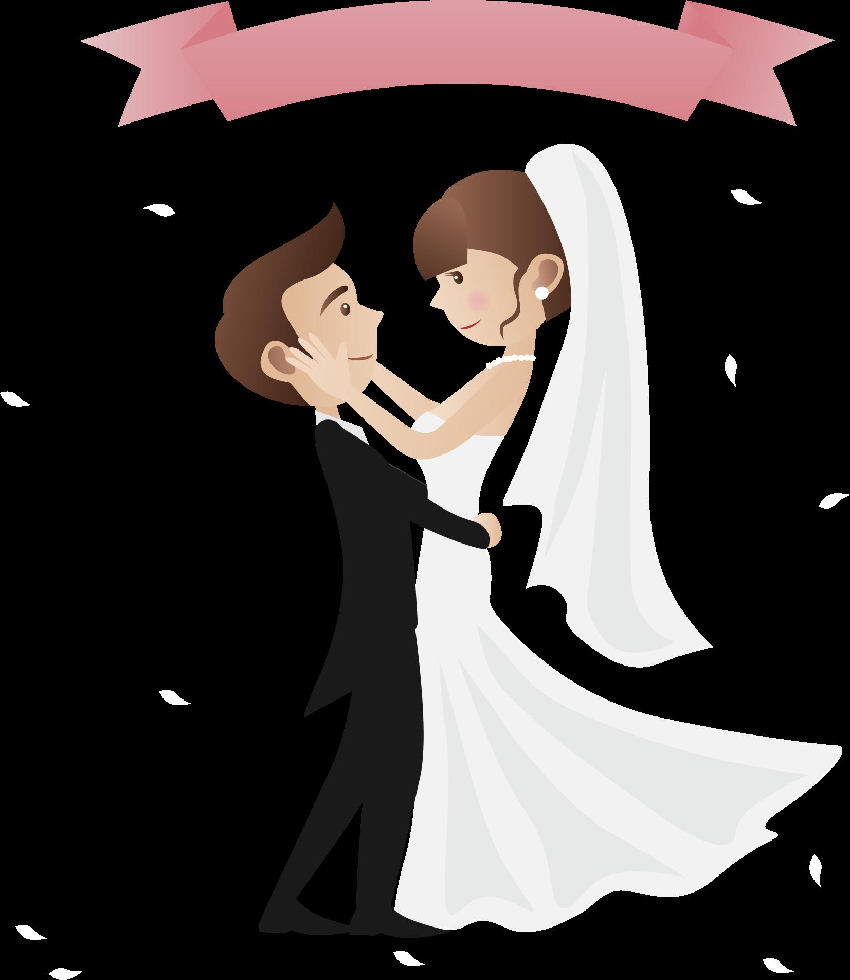 Engagement clipart engagement card. Wedding invitation greeting illustration
