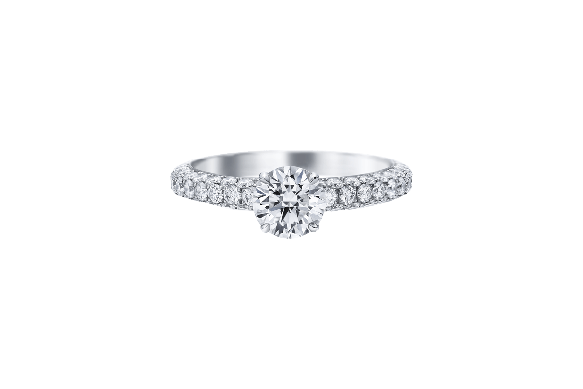 Jewel expensive ring