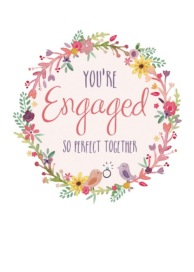 Engagement clipart happy engagement. You re engaged things