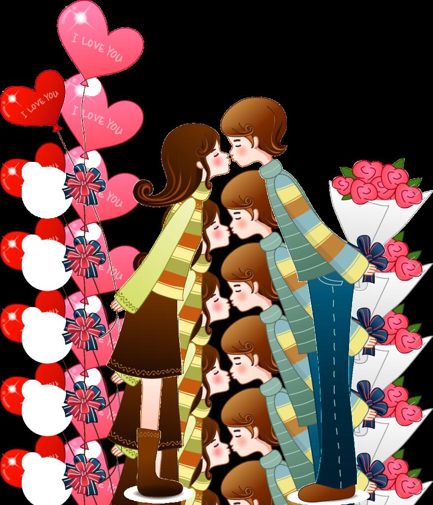 Heat clipart romantic. Escola do photoscape amor