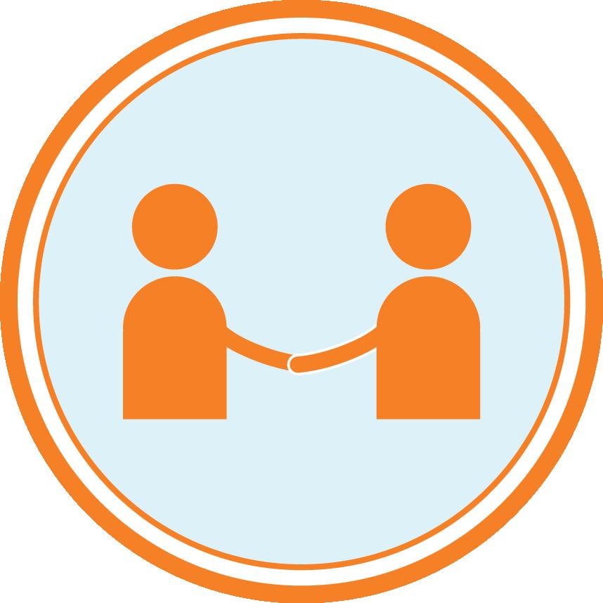 Community icon png edge. Engagement clipart symbol
