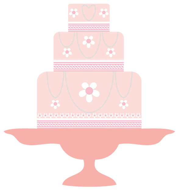 Engagement clipart wedding cake. Make your own invitations