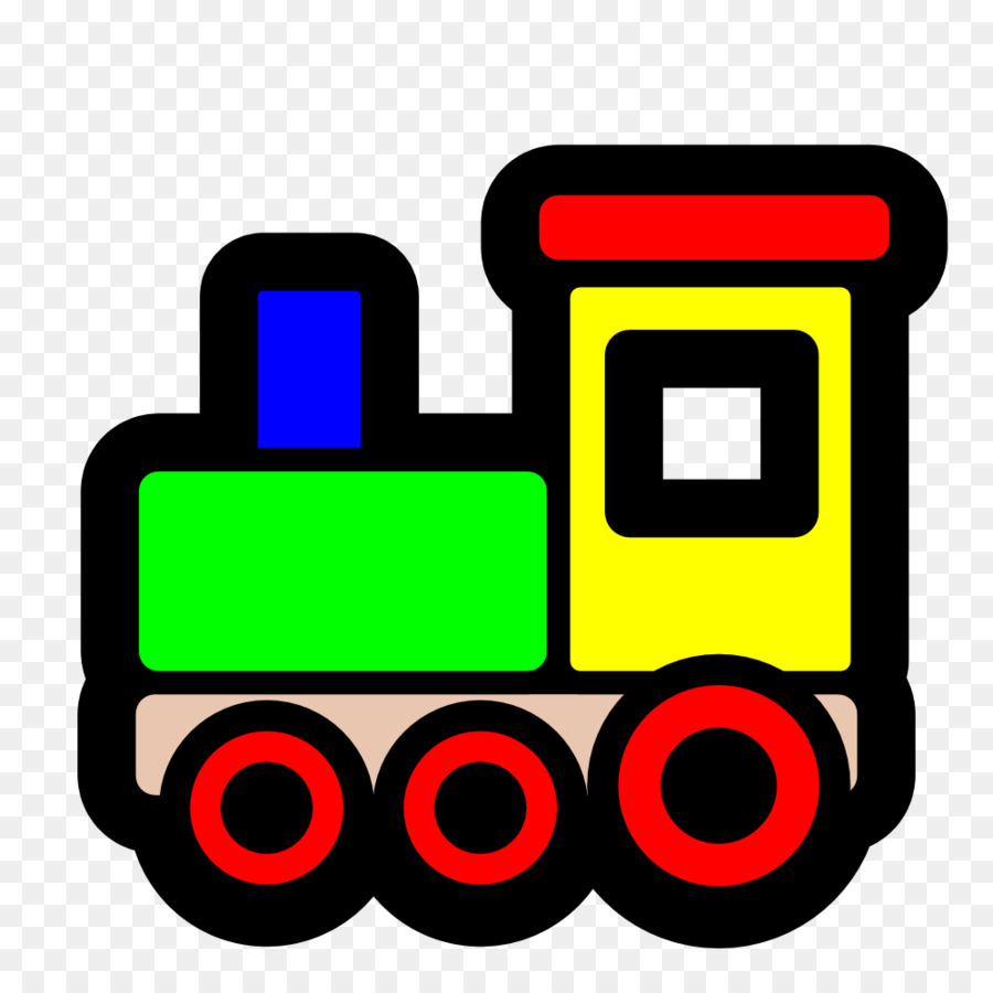 Engine clipart. Wooden toy train rail