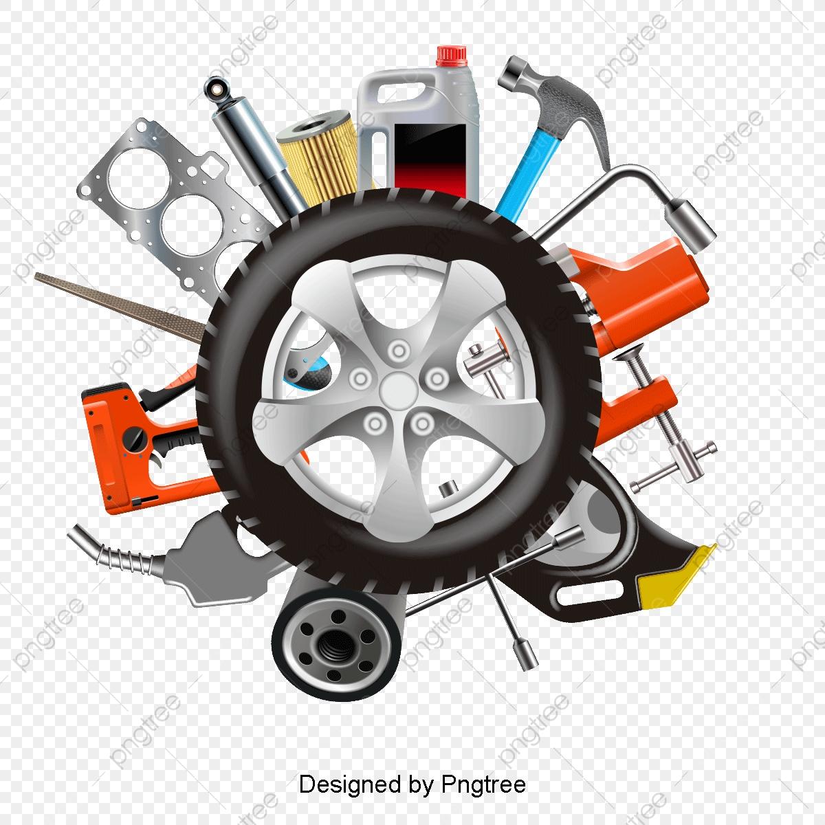 Engine clipart automobile engine. Automotive parts auto png