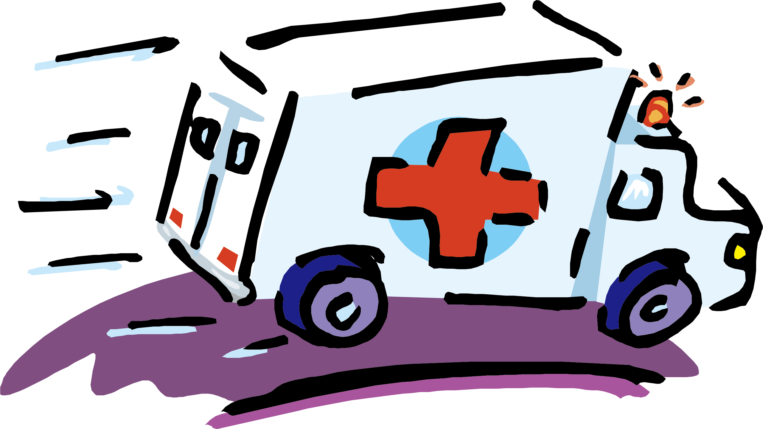 Engine clipart automotive technology. Ambulance first aid cartoon