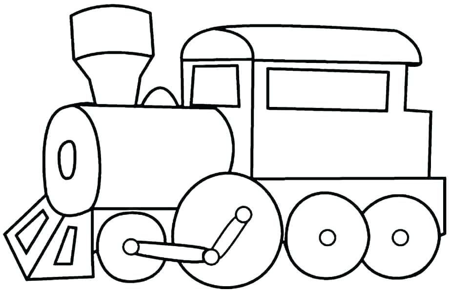 Train memocards co for. Engine clipart black and white