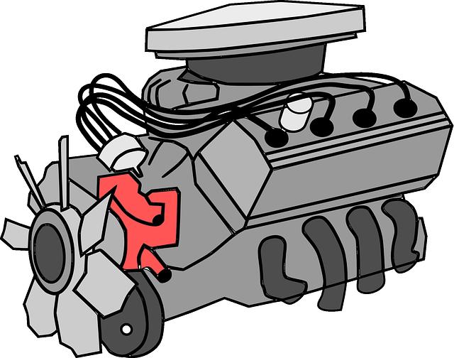 Free photo motor suspension. Engine clipart caboose