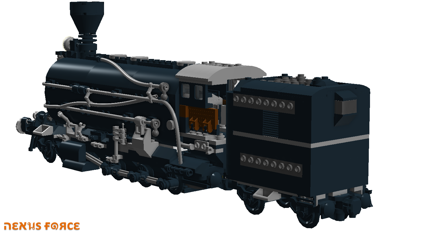 Lego ideas product the. Engine clipart caboose