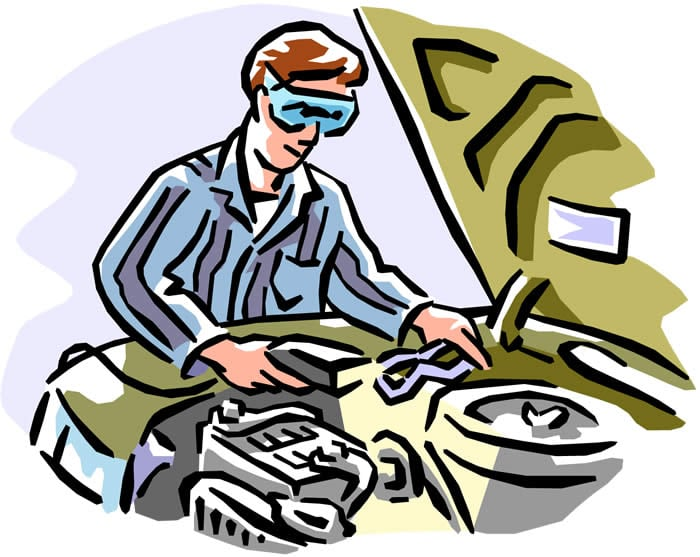 X free clip art. Engine clipart car fix