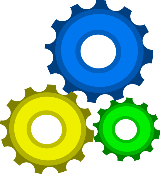 engine clipart car gear