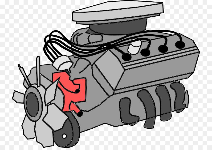 Engine clipart cartoon. Car technology transparent