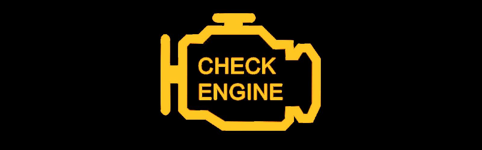 Diagnostic services universal repair. Engine clipart check engine light