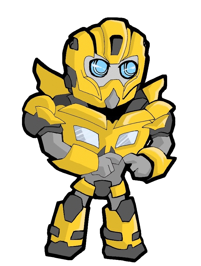 Bee by sasatheevil on. Engine clipart chibi