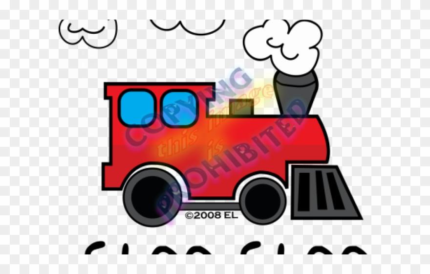 Railroad png download . Engine clipart choo choo train