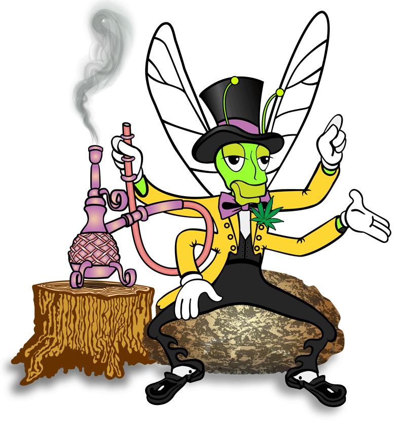 Engine clipart dank. Armadillicious illustrations grasshopper mascot