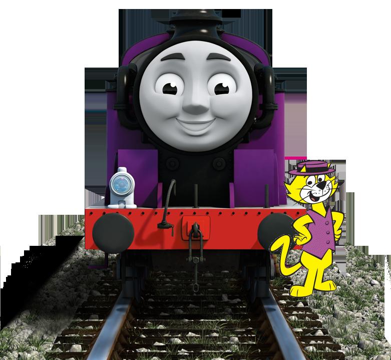 Ryan and top cat. Engine clipart dank