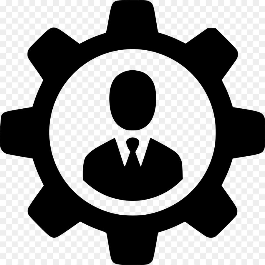 Engine clipart engineer symbol. Engineering icon font design