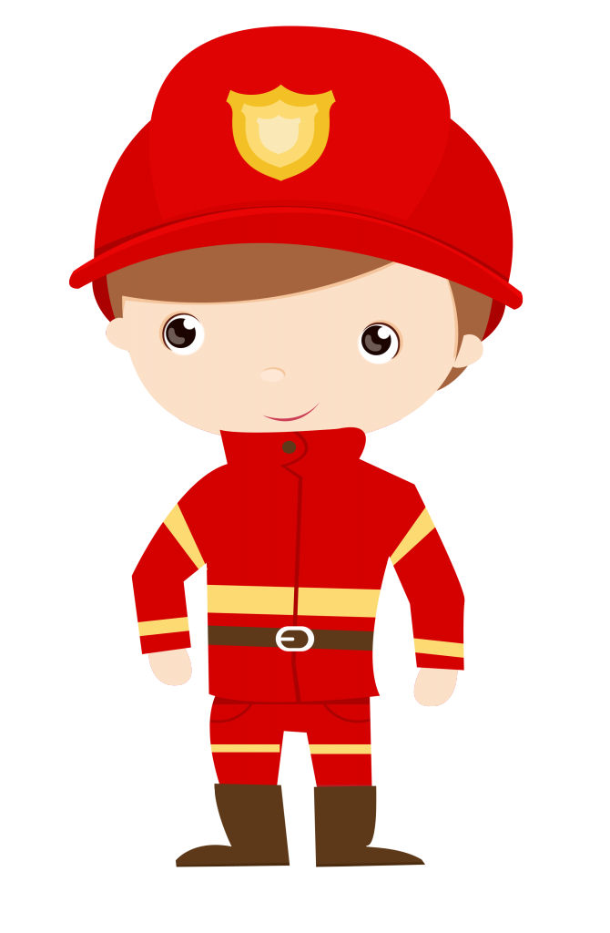 s pin up. Ladder clipart firefighter