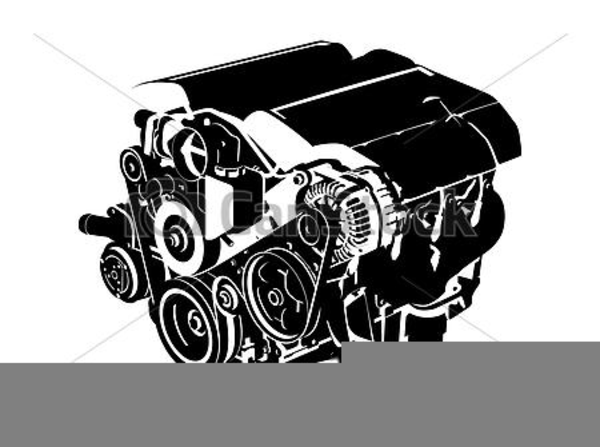 Car images at clker. Engine clipart free engine