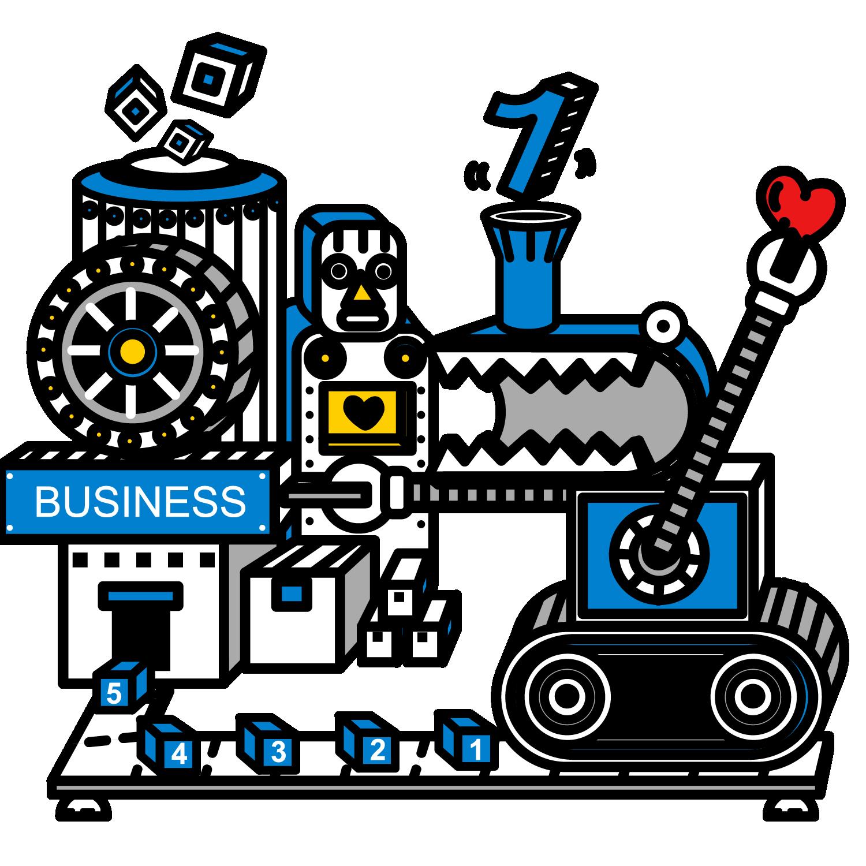 Factory machine clip is. Engine clipart line art