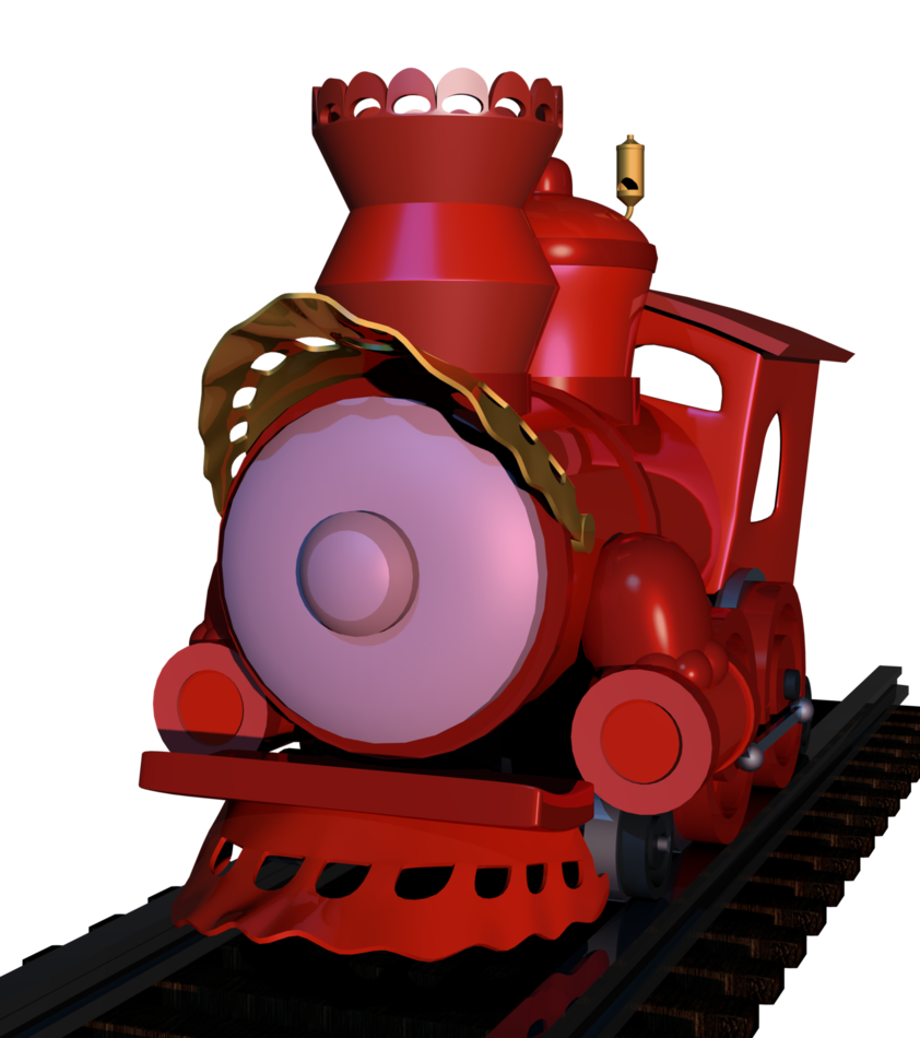 Georgia by cosmicrenders on. Engine clipart loco