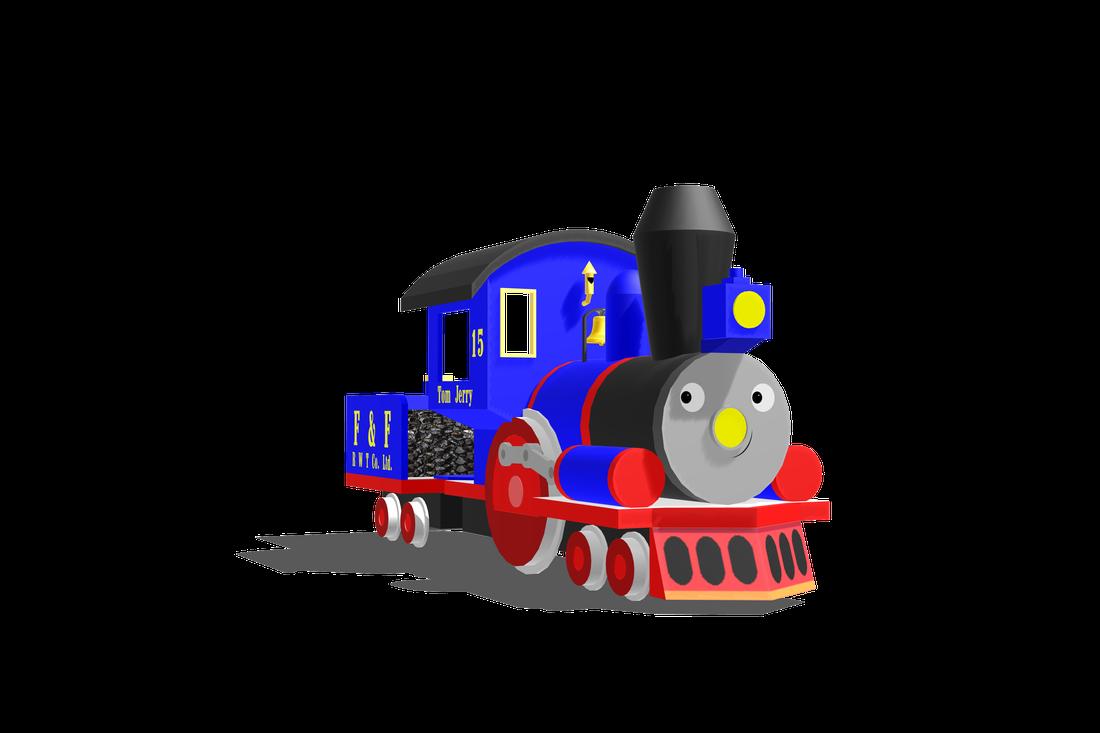 T j the railways. Engine clipart loco