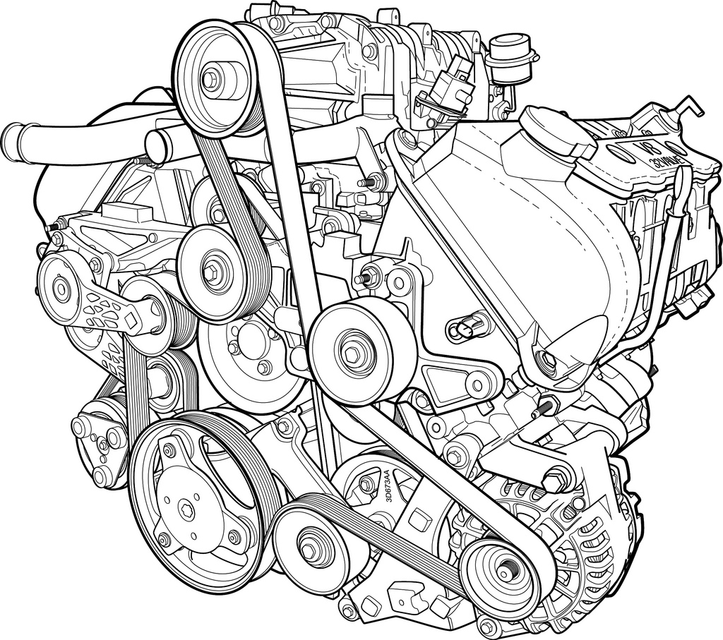 Free car cliparts download. Engine clipart motor part