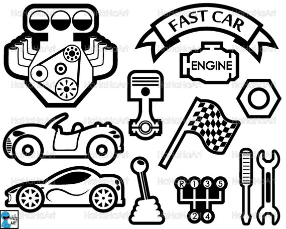 Engine clipart race engine. Pin on products