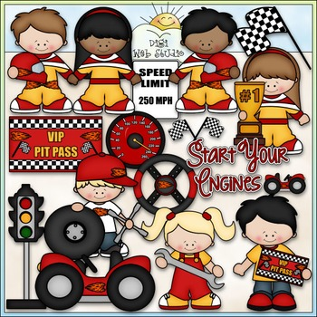 Start your engines clip. Engine clipart race engine