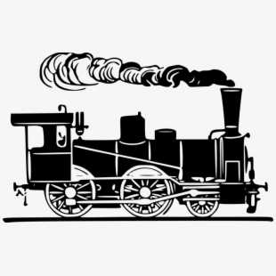 Steam cliparts clip art. Engine clipart short train