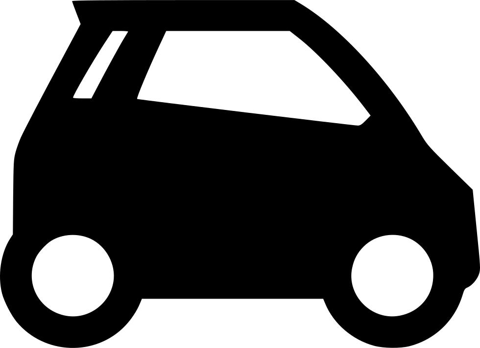 Engine clipart side view. Smart car svg png