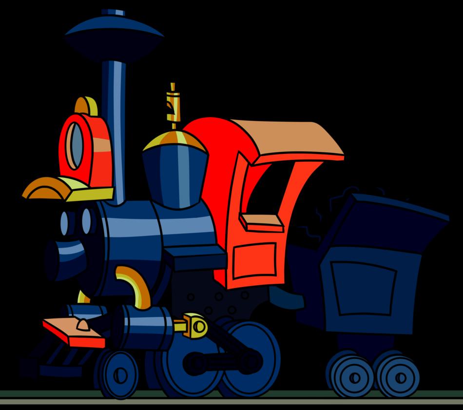 Casey junior by cosmictangent. Engine clipart steam engine