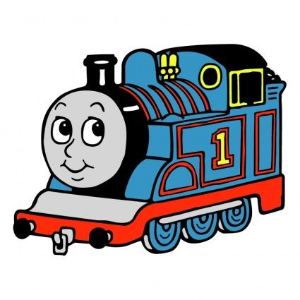 Engine clipart template. Thomas the tank birthday