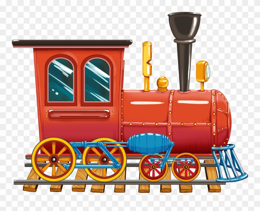 Engine clipart toy train engine. Png download