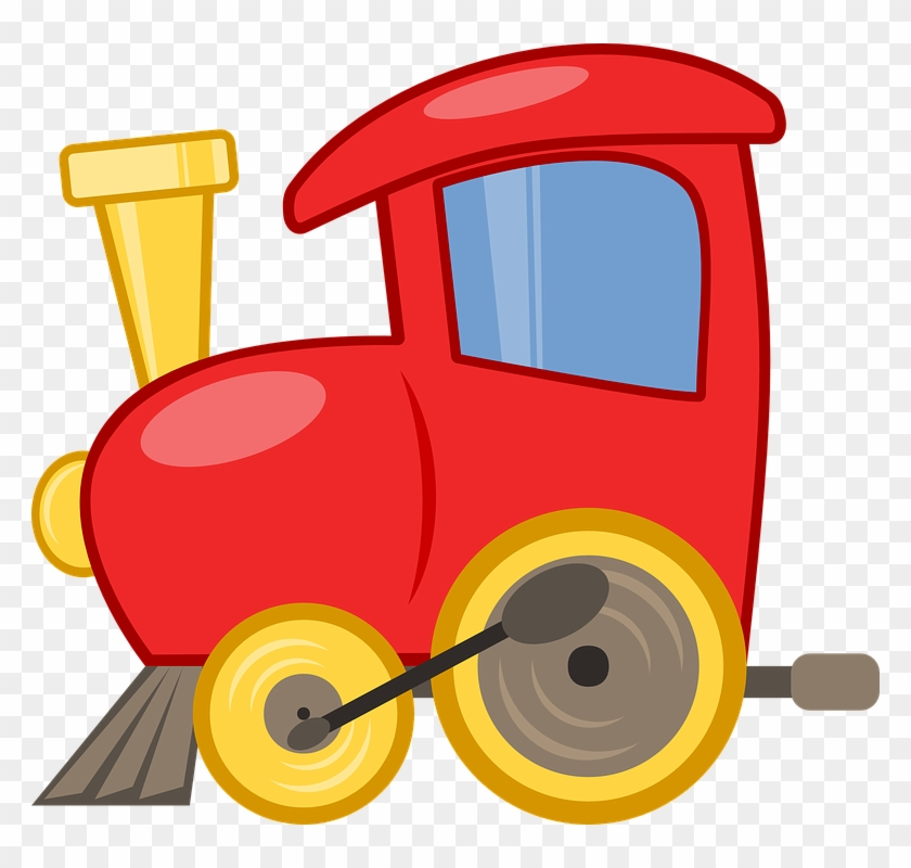Steam rail clip art. Engine clipart toy train engine