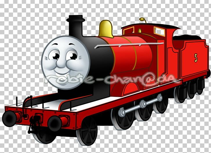 Engine clipart train james. The red thomas sodor