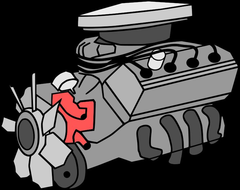 Engine clipart. Clip art free panda