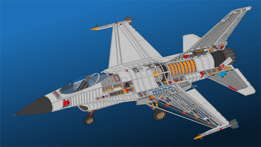 Airplane drawing engineering wing. Engineer clipart aeronautical engineer