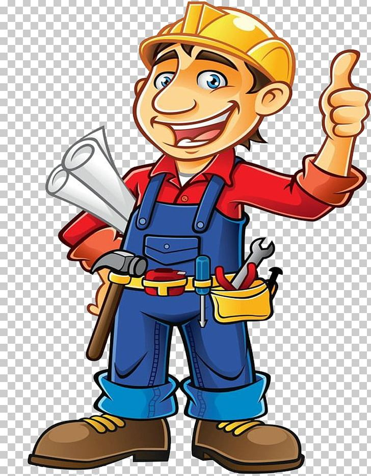Construction worker architectural engineering. Engineer clipart architect engineer