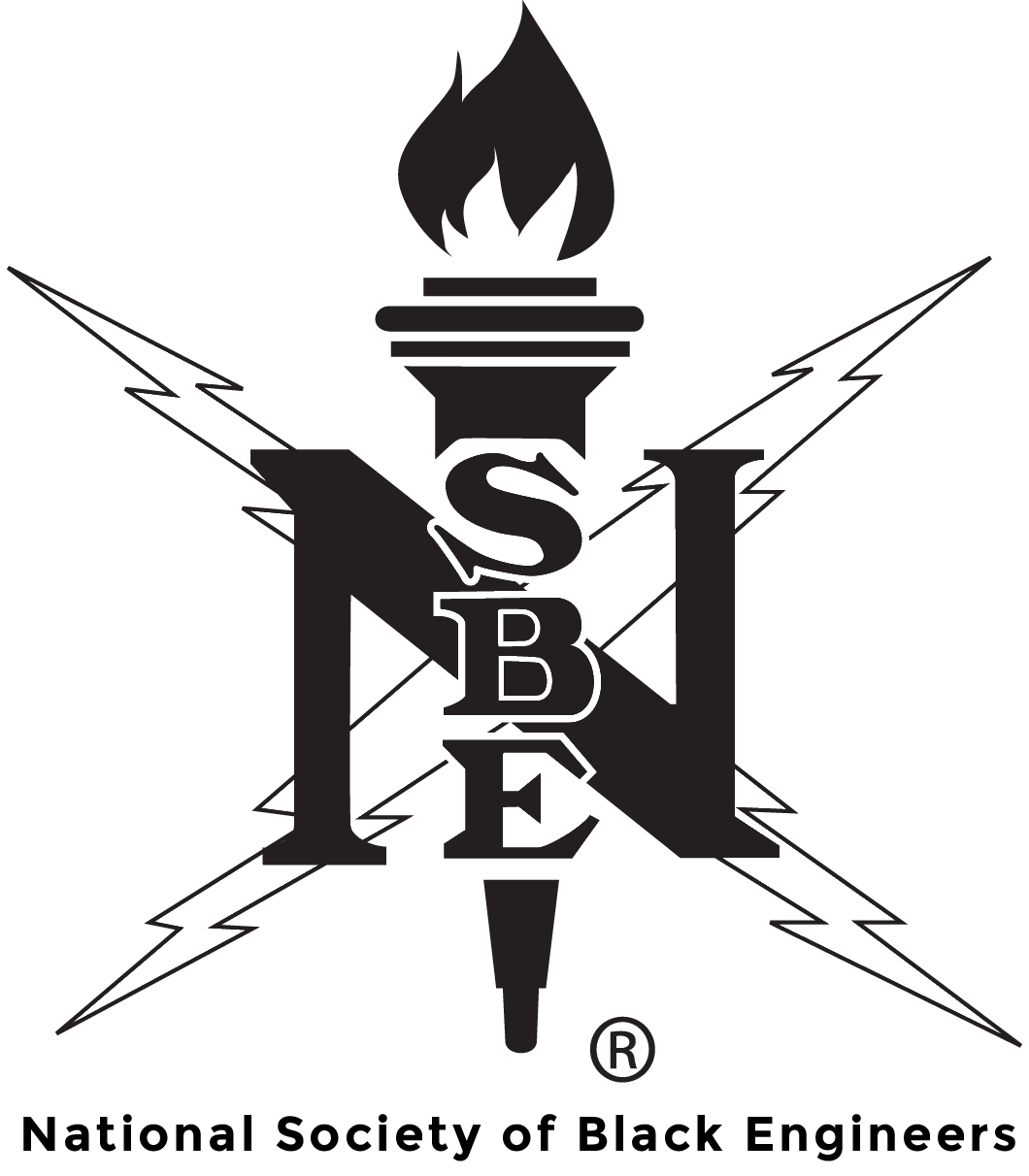 Engineering clipart black and white. Nsbe logo licensing national