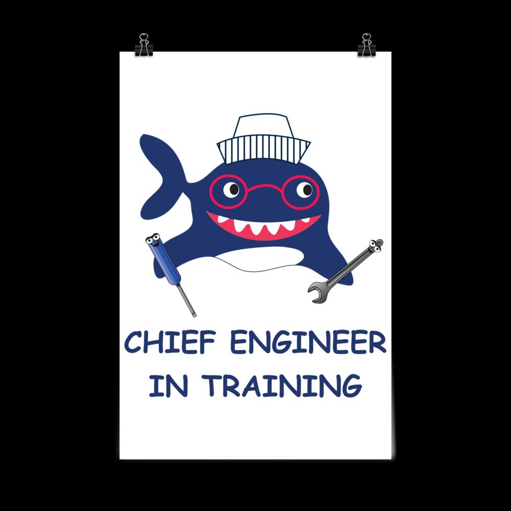 Engineer chief engineer