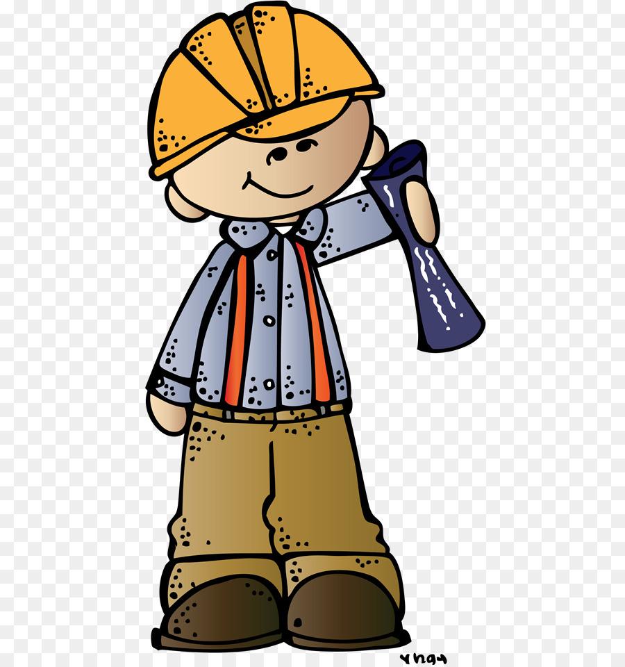 Engineering clipart child engineer. Cartoon transparent