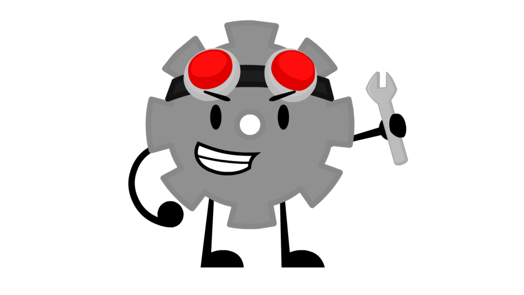 Mechanic clipart many gear. The engineer by on