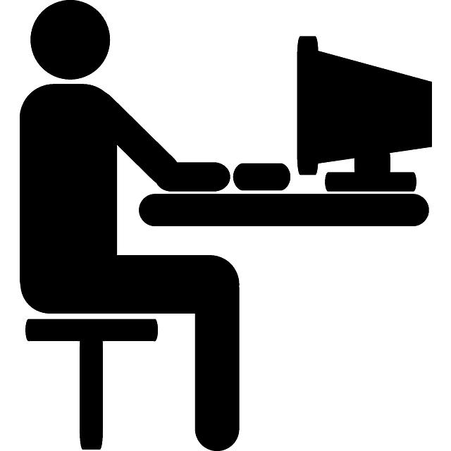 Portfolio midimutt productions . Engineer clipart computer operator