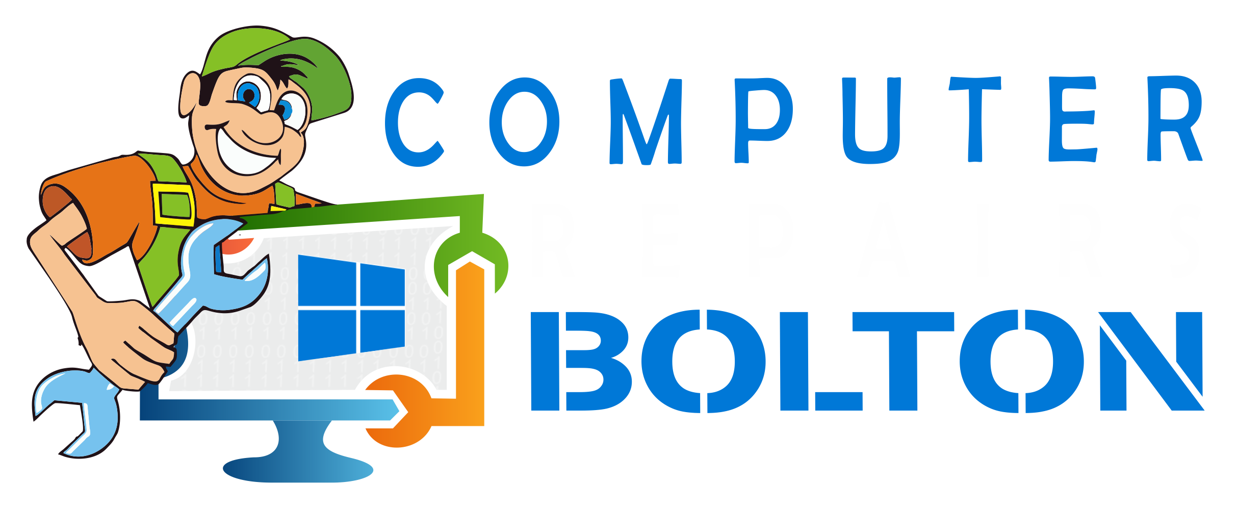 Engineer clipart computer repair. Repairs bolton your one