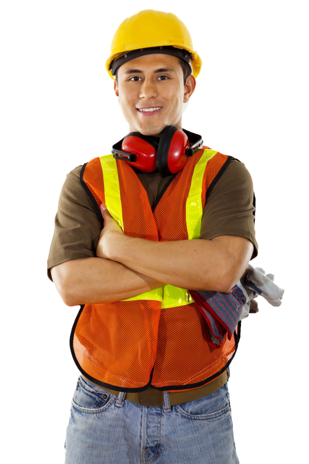 Engineering clipart builder. Industrail worker png image