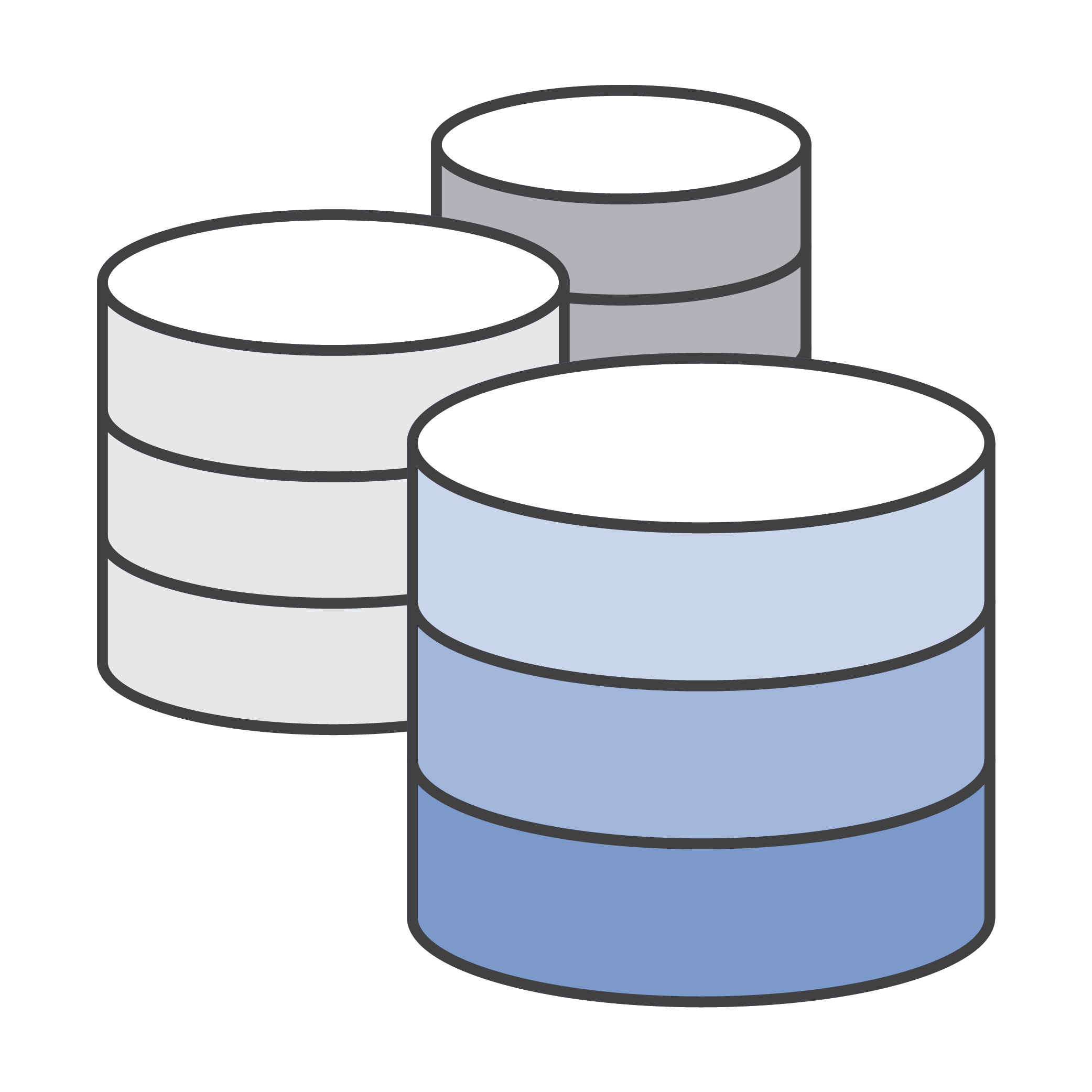 Amazon relational database service. Graph clipart school data